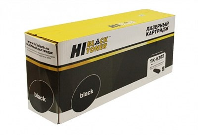 Тонер-картридж Hi-Black HB-TK-6305 - фото 4661