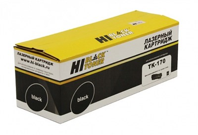 Тонер-картридж Hi-Black HB-TK-170 - фото 4665