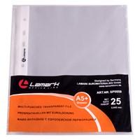 Файл-вкладыш Lamark с перфорацией А5+, 0,045 мм, 25 шт/упак