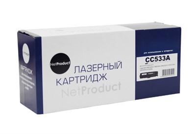 Картридж NetProduct N-CC533A - фото 4485