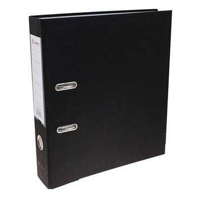 Папка-регистратор Lamark 80мм черный - фото 4523