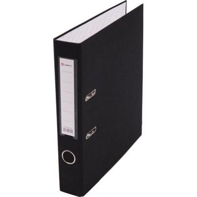 Папка-регистратор Lamark 75мм черный мрамор - фото 4524