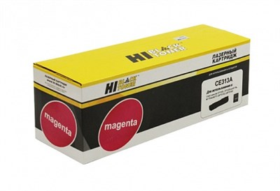 Тонер-картридж Hi-Black HB-CE313A - фото 4533