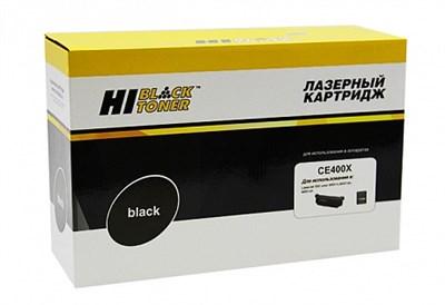 Картридж Hi-Black HB-CE400X - фото 4580