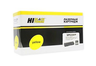 Картридж Hi-Black HB-SP-C220Y - фото 4609