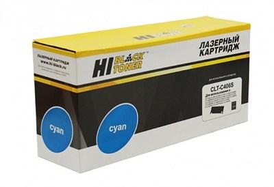 Тонер-картридж Hi-Black HB-CLT-C406S - фото 4620