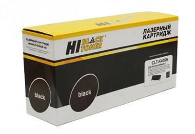 Тонер-картридж Hi-Black HB-CLT-K406S - фото 4622
