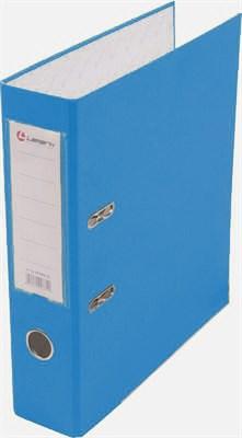 Папка-регистратор Lamark 80мм голубой - фото 4686