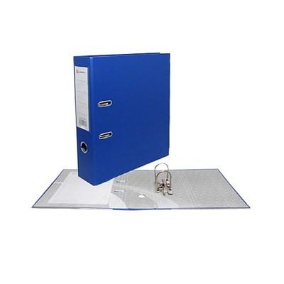 Папка-регистратор Lamark 80мм синий - фото 4692